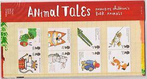 GB-Presentation-Pack-379-2006-Animal-Tales