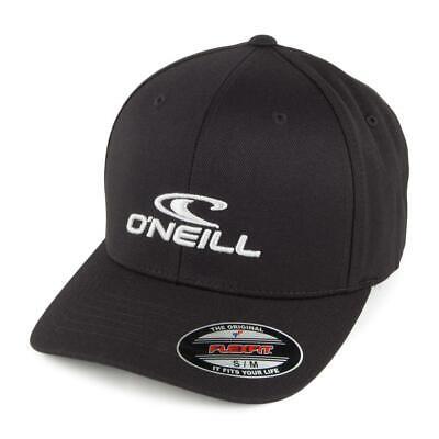 "O/'NEILL /""FLEXFIT CORP CAP/"" MENS FLEXFIT CAP BLACK OUT"