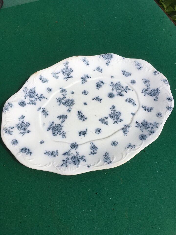 Porcelæn, Fad , England