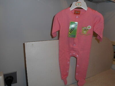 """Patrick/'s Day /""""Irish Touch/"""" One Piece Footed Sleeper Croker Baby St 12-18 Mo."""
