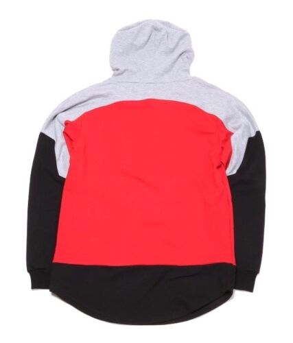 HUDSON  HOODY H2050625-RED RED MSRP $90