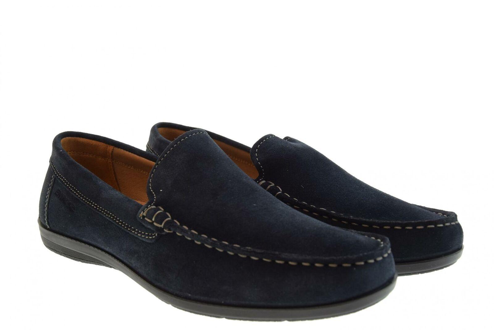 Enval Soft p19g zapatos caballero mocasín 3235633 azul