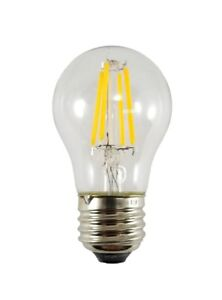 Vintage Filament Style A15 LED Bulb - Standard E26 Screw In Base - Low Voltag...