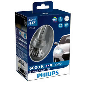 Philips-h7-led-lamps-x-treme-Ultinon-LED-6000k-200-12v-12985bwx2