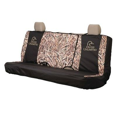 Molded Headrest Bench Seat Covers