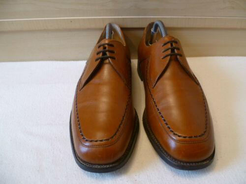 Full Lace marrone Up Leather Shoemaker 42 scuro 8 Uk Fontwell Loake Vtg largo Derby Eqf6tn