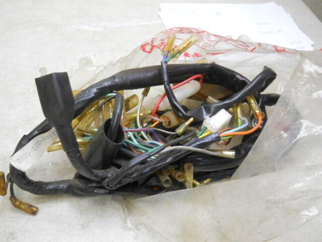 honda nos cb350, 1972-74, wire harness, # 32100-333-
