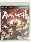 Asura's Wrath (Sony PlayStation 3, 2012) - Japanese Version