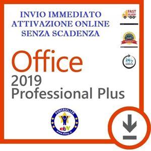 MICROSOFT-OFFICE-2019-PROFESSIONAL-PLUS-32-64-BIT-CODICE-ORIGINALE-LICENZA-ESD
