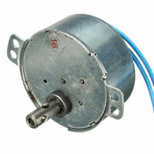 Synchronous Motor 815rpm Low Noise Robust Torque Motor Cwccw Tyd 50 Ac 110v 3w