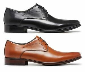 JULIUS-MARLOW-MEN-039-S-KEEN-FORMAL-FORMAL-DRESS-WORK-CASUAL-LEATHER-LACE-UP-SHOE