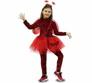 vari design migliori scarpe da ginnastica presa VESTITO COSTUME Maschera di CARNEVALE bambina - LADYBUG   eBay