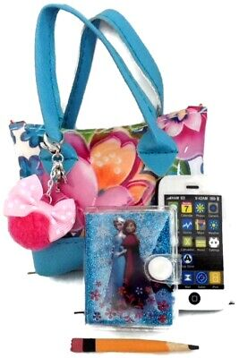 2 Purse Set  for 18/'/' dolls by American Fashion World New