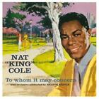 To Whom It May Concern von Nat King Cole (2015)