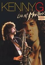 Kenny G: Live at Montreux 1987/1988 (DVD) NEW