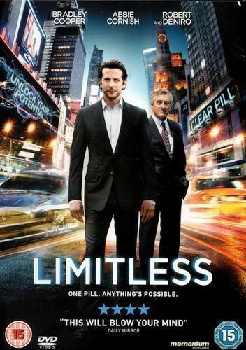 Limitless (DVD / Bradley Cooper / Neil Burger 2011)
