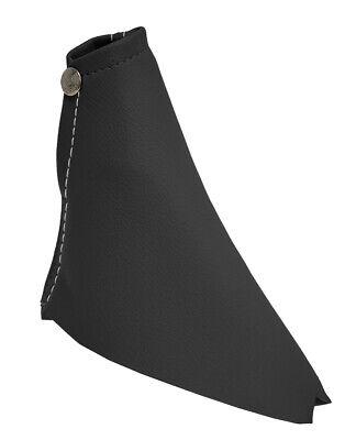 Autoguru Manual & E Brake Boot Cover Leather Made for Nissan ...