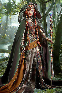 where to buy new arrivals usa cheap sale Faraway Forest Elf 2014 Barbie Doll