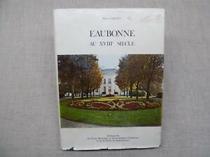 EAUBONNE-au-XVIIIe-siecle-Herve-Collet-Val-d-039-Oise