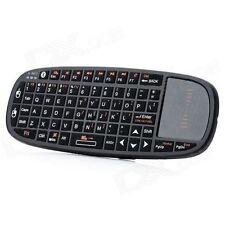 Rii i10 Mini Bluetooth 66-Key Keyboard Mouse Presenter Combo w/ Laser Light
