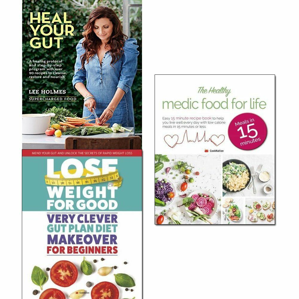 Heal your gut diet lee holmes supercharged food lose weight 3 books resntentobalflowflowcomponenttechnicalissues forumfinder Choice Image