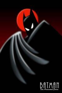 Y1077 Art Wall Poster Superhero DC Batman the Animated Series Movie