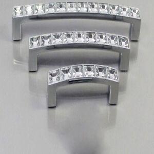 Modisch diamant strass k chenschrank schublade t re griff for Kuchenschrank schublade