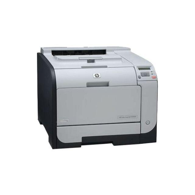 HP Color LaserJet CP2025DN CB495A - Laserdrucker - Duplex - USB - Netzwerk - A4