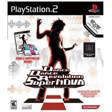 PlayStation2 Dance Dance Revolution Supernova Bundle VideoGames