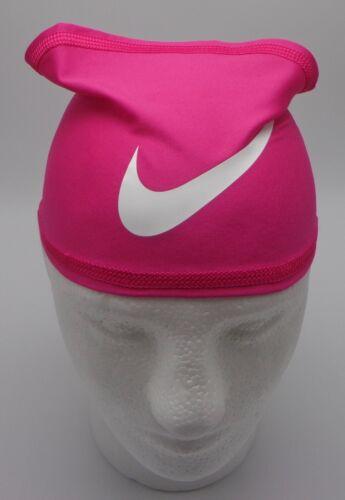 Nike Pro Dri-Fit BCA Skull Wrap 4.0 Vivid Pink/White Mens Women's OSFM