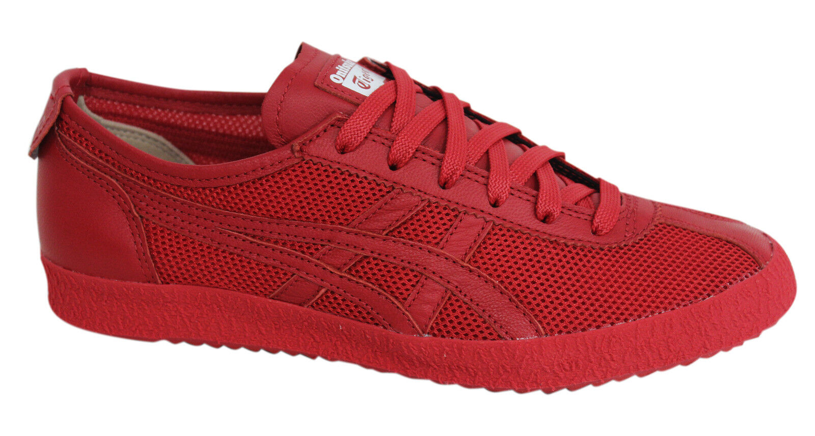 Asics Onitsuka Tiger Mexico Delegation Lace Up Unisex Trainers D6N1N 2525 D79 Comfortable and good-looking