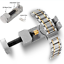 Metal-Adjustable-Watch-Band-Strap-Bracelet-Link-Pin-Remover-Repair-Tool-Kit-New thumbnail 2