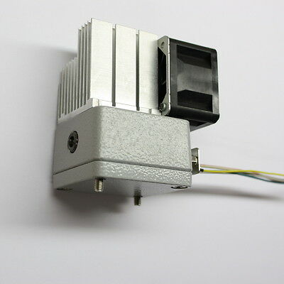 Engraving Laser Diode Head 5W 445nm +TTL Driver +Glass Lens - All In One, NUBM44