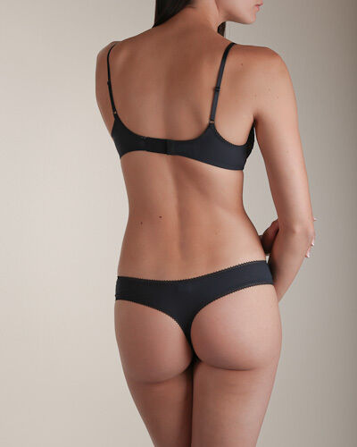 Eres Meteore Half Cup Bra Made in France Carbone or Talc Various Sizes