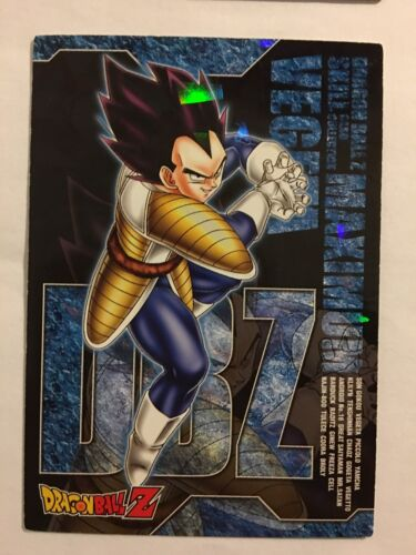 Dragon Ball Z Skill Card Collection M07