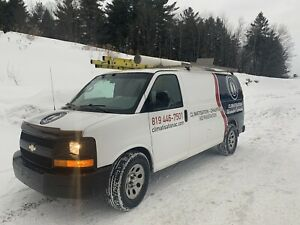Chevrolet EXPRESS 1500 AWD 2013