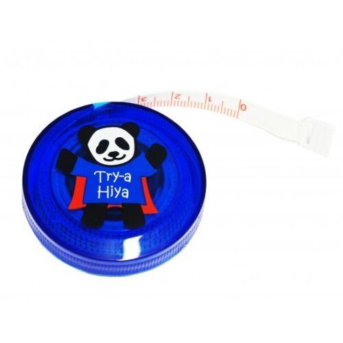 PORTOFREI Tape Measure HiyaHiya Panda Massband 150cm Panda