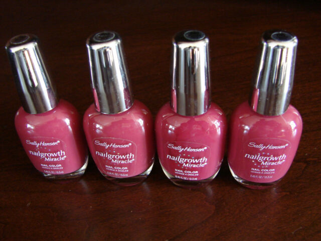 Sally Hansen Nail Growth Miracle Berry 280 for sale online | eBay