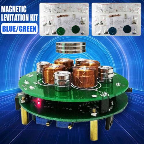Sealed Push Type Magnetic Levitation Kit Analog Circuit Intelligent DIY Set UK