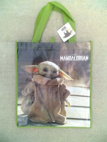 "tote-bag* 14x16 1 Disney star wars oem Yoda The Mandalorian /""The Child/"" RARE"