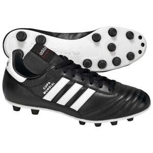 Das Bild wird geladen adidas-Copa-Mundial-Fussballschuhe -Kaenguruleder-Fussball-schwarz-weiss-