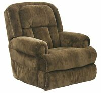 Catnapper Large Scale Burns 4847 Power Lift Chair Recliner Earth Brown 400lb