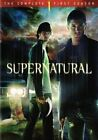 Supernatural The Complete First Season 6 Discs 2011 DVD