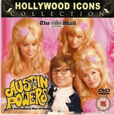 AUSTIN POWERS International Man of Mystery<> PROMO DVD from the MAIL ON SUNDAY~