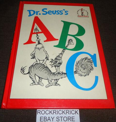 1 of 1 - DR. SEUSS'S BOOK - ABC (1964)