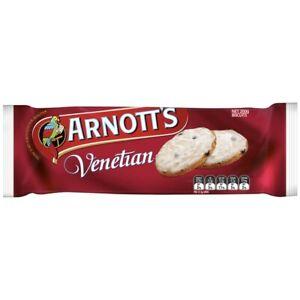 Arnott's Venetian Biscuits 200g