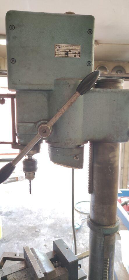 Søljeboremaskine, ARBOGA 2508