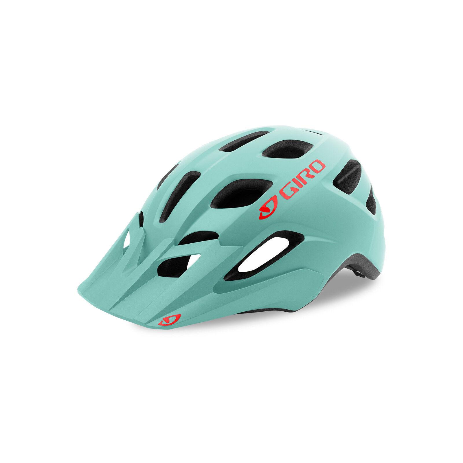 Giro Fixture Fahrrad Helm Gr. 54-61cm frost türkis 2019
