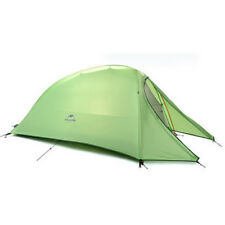 Ultralight C&ing Backpacking 1 Person Tent Double Layer 4 Season Dome Tent  sc 1 st  eBay & NEMO Veda 1 Person Ultralight Green Backpacking Tent Retail | eBay