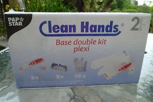 Clean Hands Base double kit pl. Magnetische Halterung Hygiene Einweghandschuhe - Erlangen, Deutschland - Clean Hands Base double kit pl. Magnetische Halterung Hygiene Einweghandschuhe - Erlangen, Deutschland